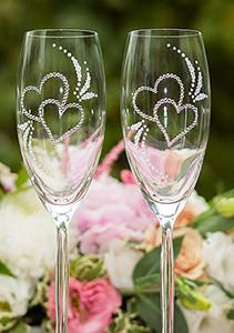 Свадебные бокалы в Харькове